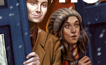 Doctor Who Tenth Doctor 3:10 - Cover A By Claudia Ianniciello- (c) Titan Comics