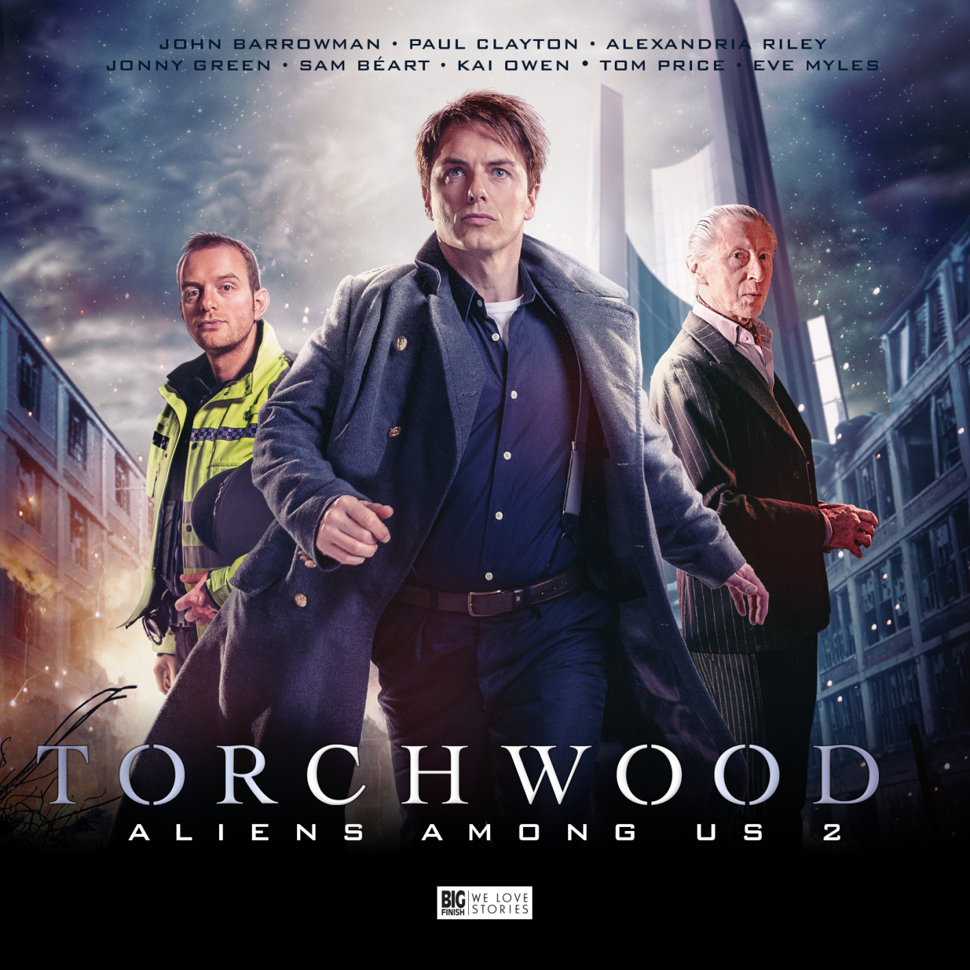 REVIEW: Aliens Among Us Part Two Shakes Torchwood's