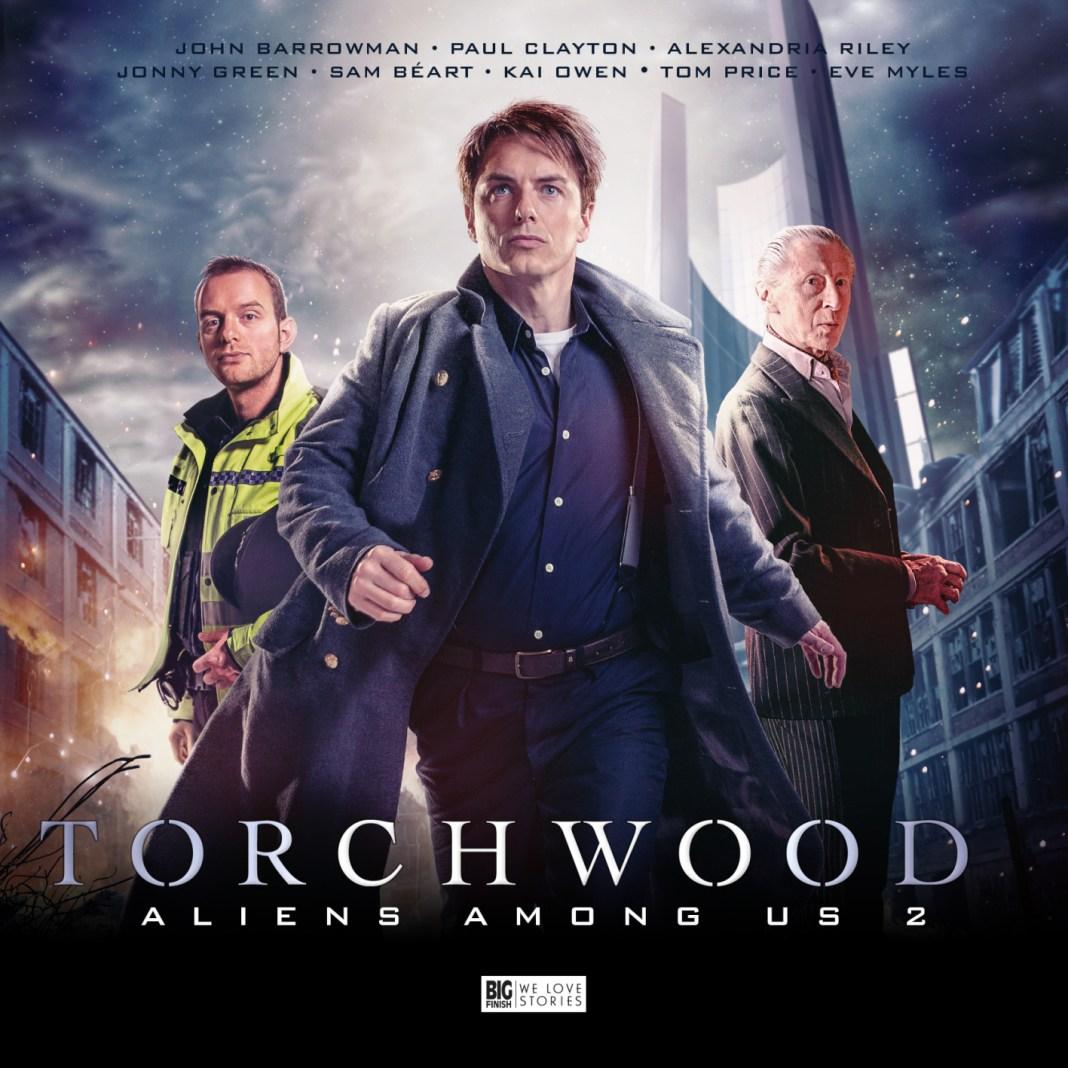 TORCHWOOD - ALIENS AMONG US PART 2