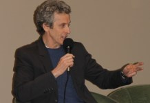 Peter Capaldi at Motormouth 3 - (c) Picture by Susan HewittPeter Capaldi at Motormouth 3 - (c) Picture by Susan Hewitt