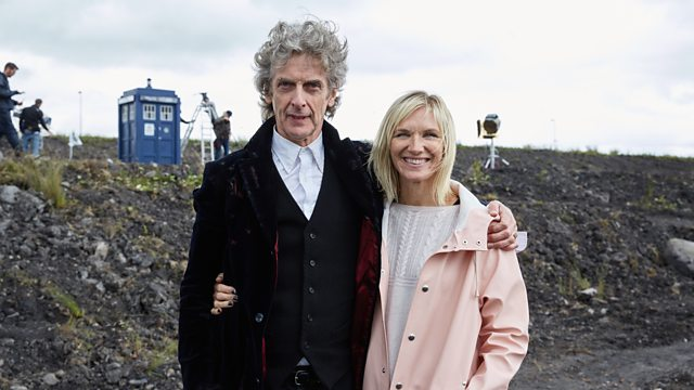 Jo Whiley and PeterCapaldi on the Set of Doctor Who - Twice Upon a Time - BBC Radio 2Jo Whiley and PeterCapaldi on the Set of Doctor Who - Twice Upon a Time - BBC Radio 2