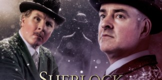 BIG FINISH - SHERLOCK HOLMES - THE ADVENTURE OF THE FLEET STREET TRANSPARENCY
