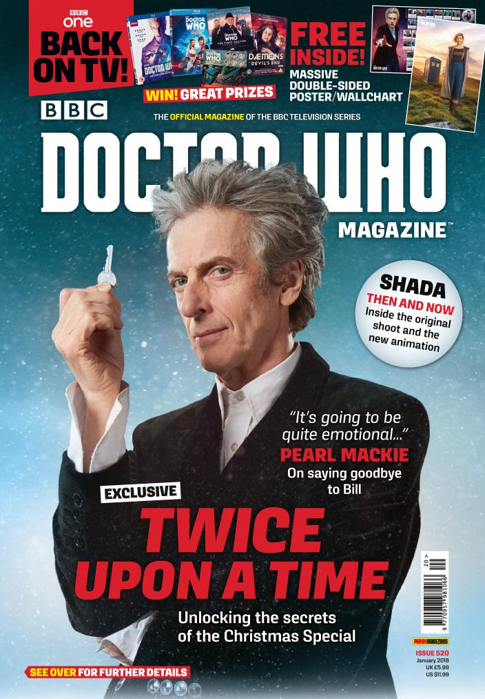 Doctor Who Magazine - 520