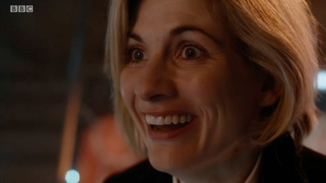 Introducing Jodie Whittaker as The Doctor