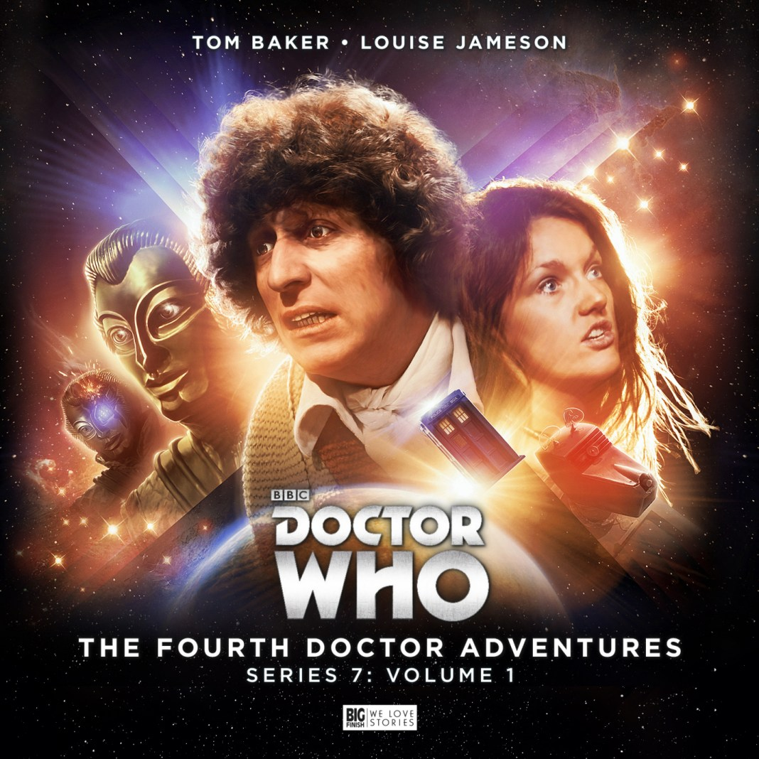THE FOURTH DOCTOR ADVENTURES - SERIES 7 - VOLUME ONE