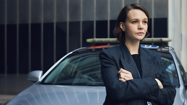 Carey Mulligan - Collateral - BBC Two