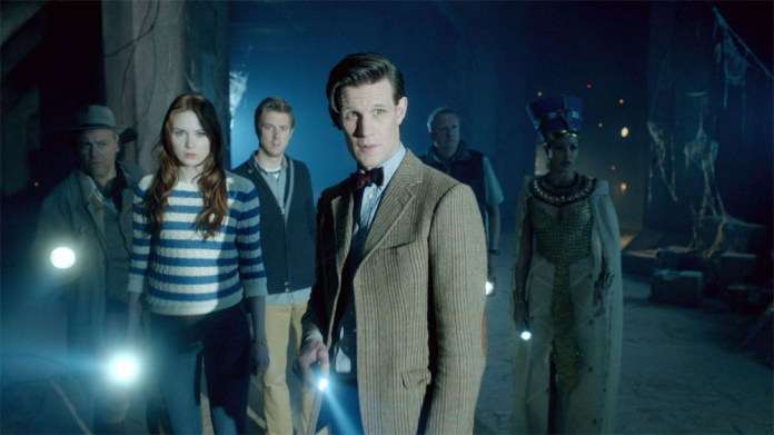 Doctor Who - Dinosaurs on a Spaceship - (c) BBC Worldwide
