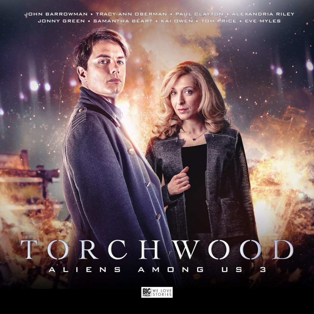 TORCHWOOD - ALIENS AMONG US PART 3