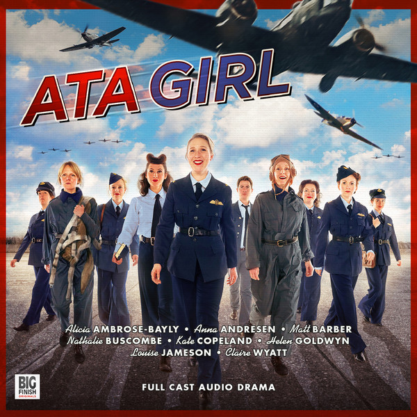 ATA Girl - Big Finish Original