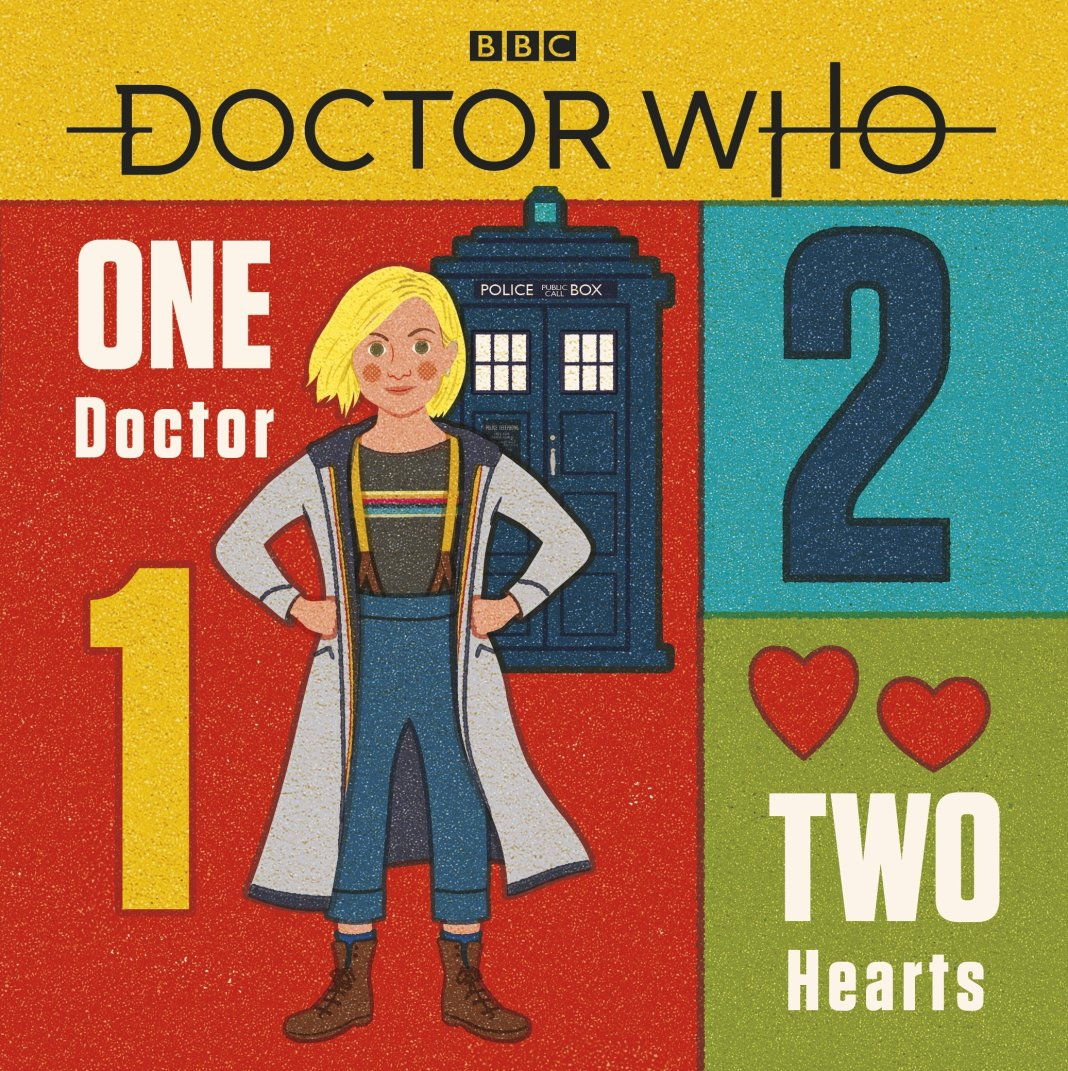 One Doctor, Two hearts by Adam Howling