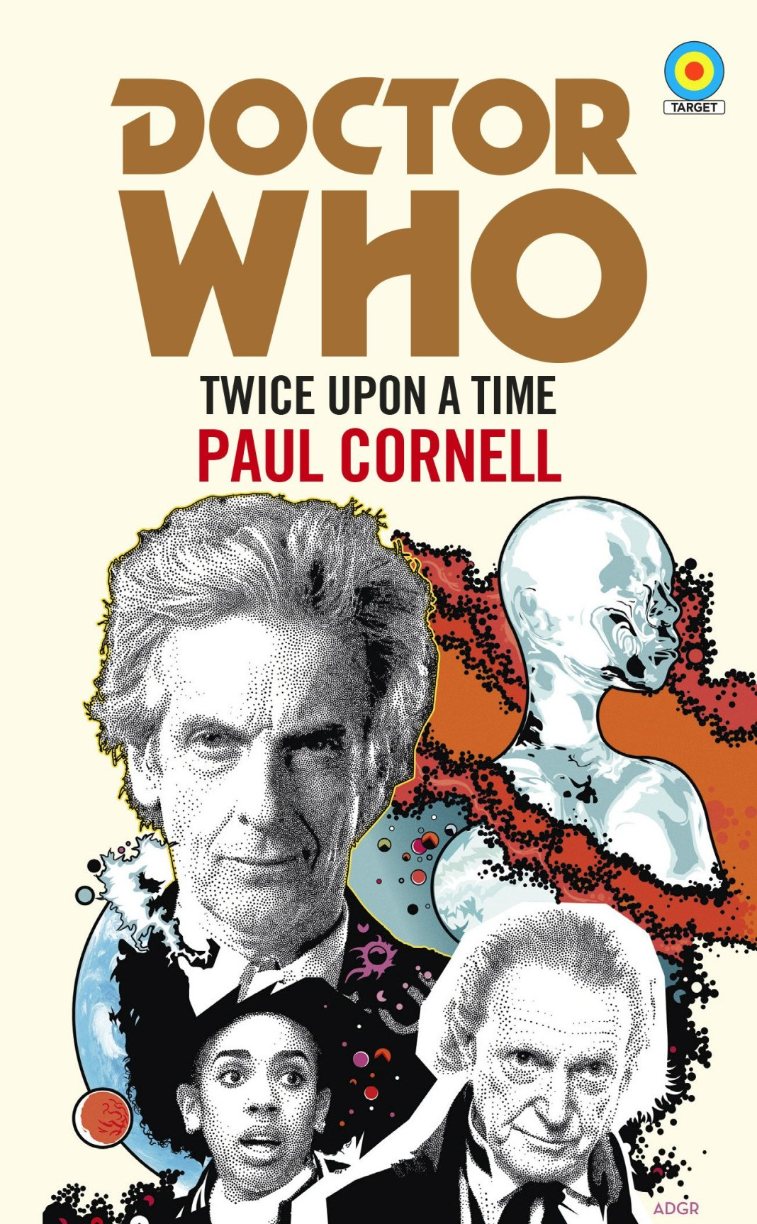 Doctor Who: Twice Upon a Time - Target - (c) BBC Books