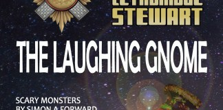 Lethbridge-Stewart: The Laughing Gnome from Candy Jar Books