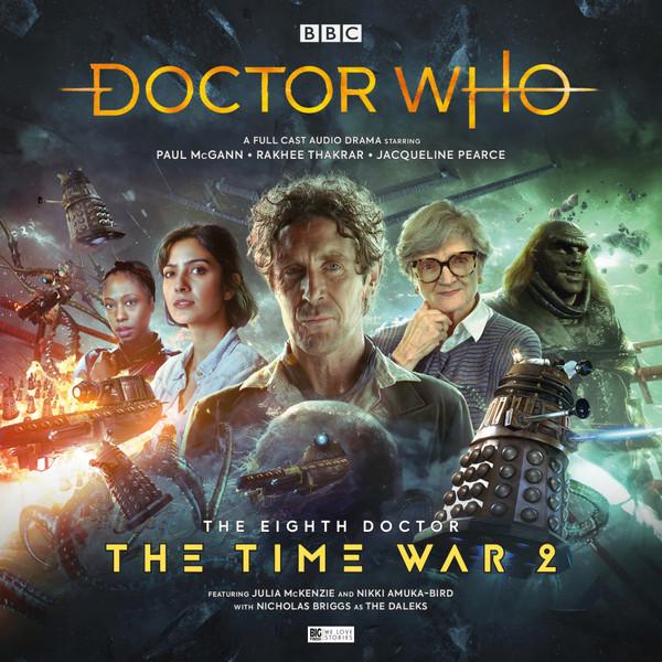 Time War 2 cover art