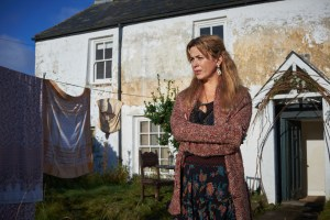 A Very English Scandal - Episode 2 - Gwen Parry-Jones (EVE MYLES) - (C) Blueprint Television Ltd - Photographer: Simon Ridgway