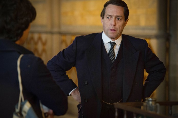 A Very English Scandal - Episode 1 - Norman Scott (BEN WHISHAW), Jeremy Thorpe (HUGH GRANT) - (C) Blueprint Television Ltd - Photographer: Ludovic Robert
