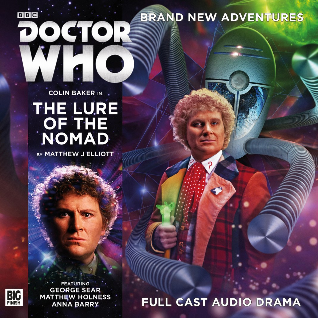 Lure of the Nomad from Big Finish