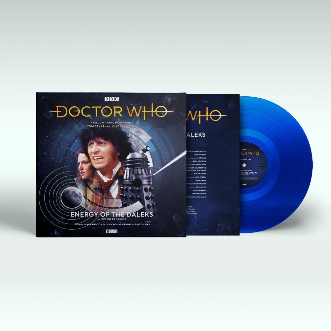 Doctor Who - Energy of the Daleks - Vinylv
