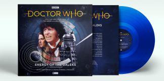 Doctor Who - Energy of the Daleks - Vinylv