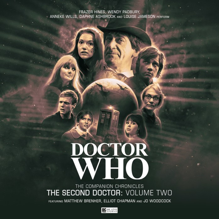 The Second Doctor - Volume Two (Variant Cover)