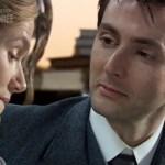 Jessica Hynes, David Tennant - Doctor Who - Human Nature -(c) BBC Studios