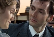 Jessica Hynes, David Tennant - Doctor Who - Human Nature -(c) BBC Studios