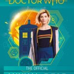 Doctor Who Annual 2019 cover (c) @rudemrlang
