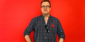 Russell T Davies (c) RED Production Company