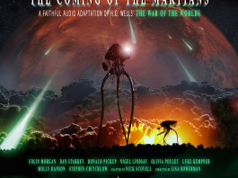The Coming of the Martians - CD Cover