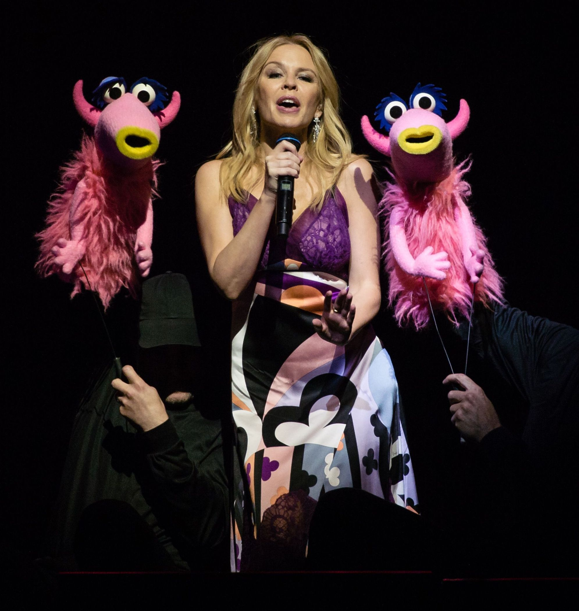 The Doctors Joins Kylie and the Muppets in Space - Blogtor Who