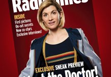 Radio Times - Jodie Whittaker - 17th July 2018
