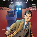 Doctor Who: The Road To Thirteen - Volume 1 The Tenth Doctor - SDCC Exclusive