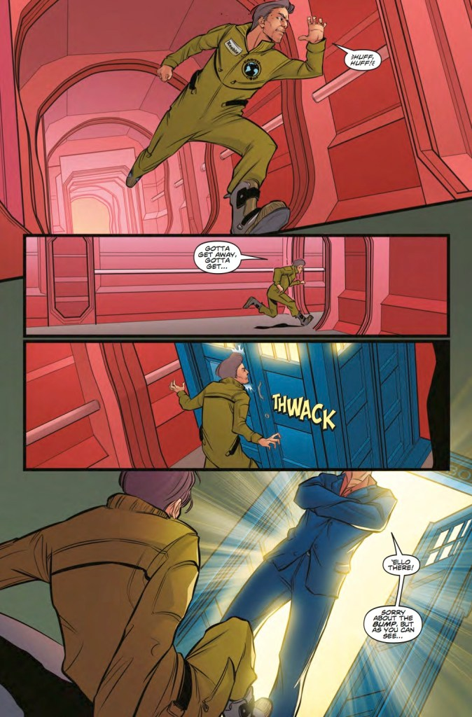Doctor Who - The Road to The Thirteenth Doctor - Page 1 - Titan Comics
