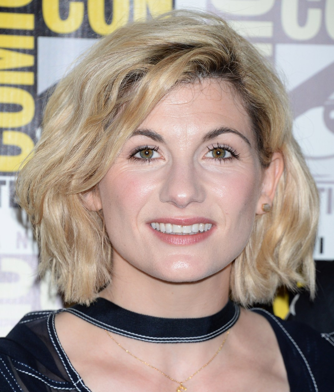 Jodie Whittaker 'Doctor Who' TV show photocall, Comic-Con International, San Diego, USA - 19 Jul 2018 - Photo by Broadimage/REX/Shutterstock