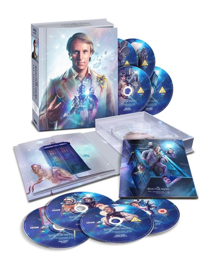 Doctor Who - Season 19 Packshot - (c) BBC Studios