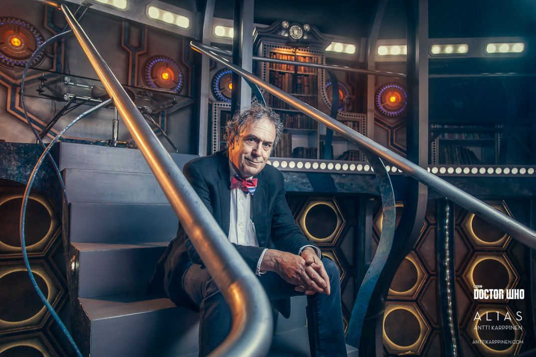 Michael Pickwoad, photo by Antti Kappinen, (c) BBC