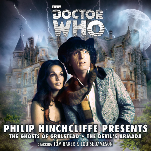Doctor Who: Philip Hinchcliffe Presents Volume 1 Art by Damien May (c) Big Finish Productions