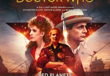 Red Planets by Una McCormack from Big Finish