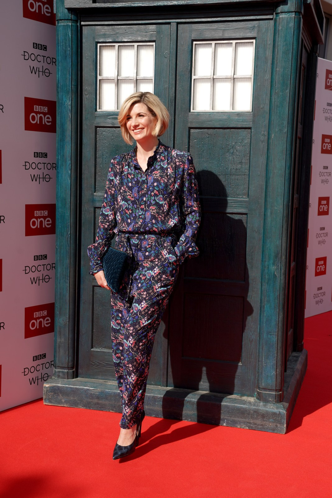 Doctor Who - Red Carpet Launch The Doctor (JODIE WHITTAKER) - (C) BBC - Photographer: Ben Blackall