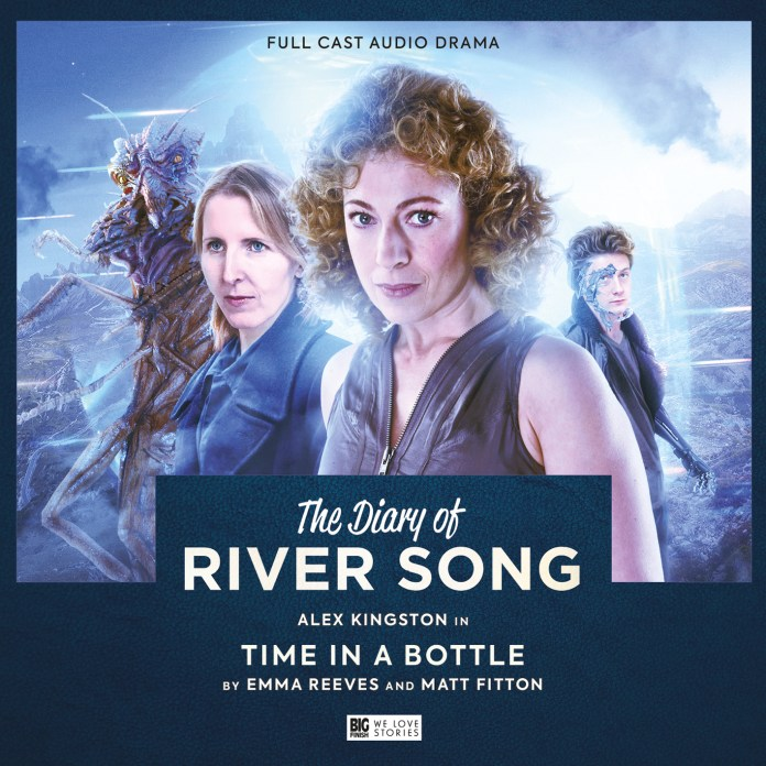 The Diary of River Song Time In A Bottle