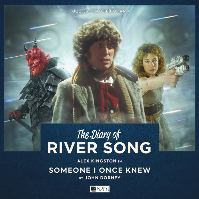 The Diary of River Song Someone I Once Knew
