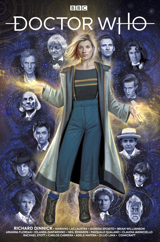 Titan Comics - Thirteen Doctor - Vol 0 - Cover A