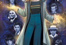 Titan Comics - Thirteen Doctor - Vol 0 - Cover A