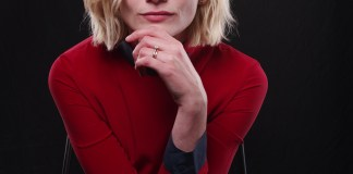 Jodie Whittaker - Doctor Who Exclusive - Variety Portrait Studio Comic-Con, Day 3, San Diego, USA - 21 Jul 2018 - Photo by Andrew H. Walker