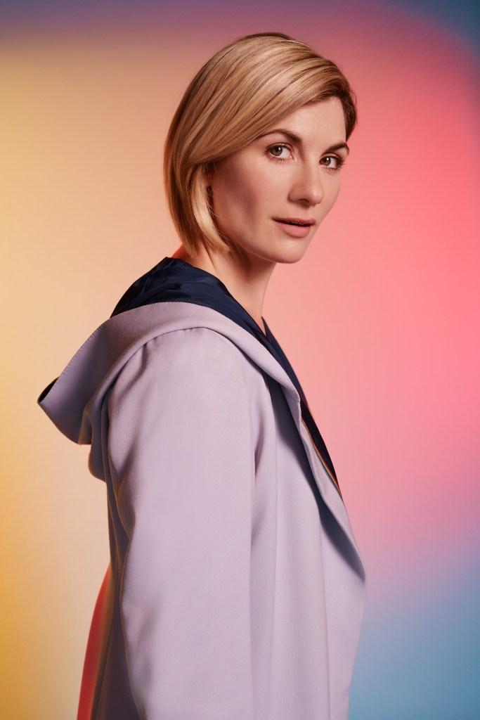 Doctor Who - Series 11 - Portrait - The Doctor (JODIE WHITTAKER) - (C) BBC Studios/ BBC - Photographer: Elliot Wilcox
