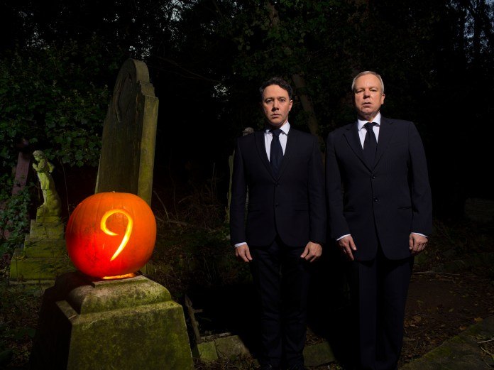 Inside No 9: Steve Pemberton, Reece Shearsmith - (C) BBC - Photographer: Richard Ansett
