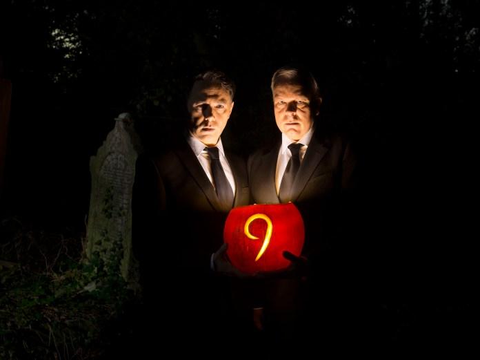 Inside No 9 Reece Shearsmith, Steve Pemberton - (C) BBC - Photographer: Richard Ansett