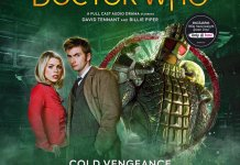Doctor Who: Cold Vengeance - Green Vinyl Cover - (c) Big Finish