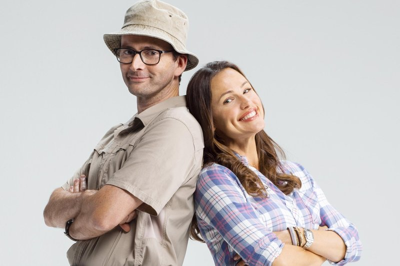 - David Tennant, Jennifer Garner - (c) HBO - Photo By Autumn de Wilde