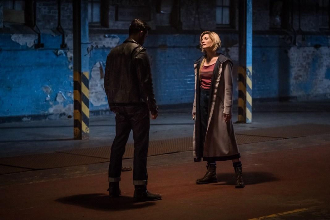 Doctor Who - Series 11 - Ep 3 - Rosa - Krasko (JOSH BOWMAN), The Doctor (JODIE WHITTAKER)