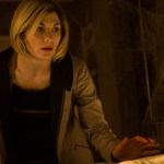 Doctor Who - Series 11- Ep 4 - Arachnids in the UK - The Doctor (JODIE WHITTAKER) - (c) BBC Studios